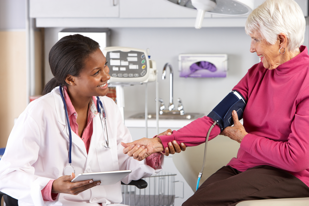 Study Finds Breast Cancer Risk is Not Increased by Blood Pressure Medication