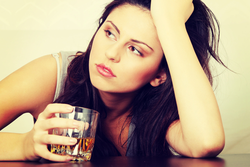 Link between alcohol and breast cancer