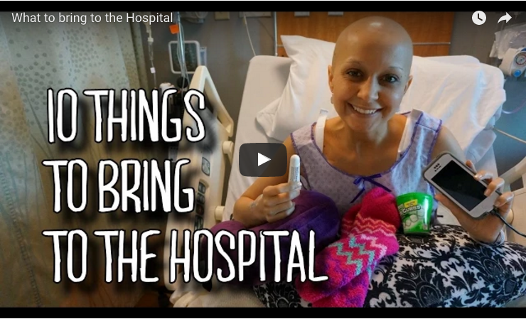 10 Things to Bring to the Hospital When Recovering from a Mastectomy