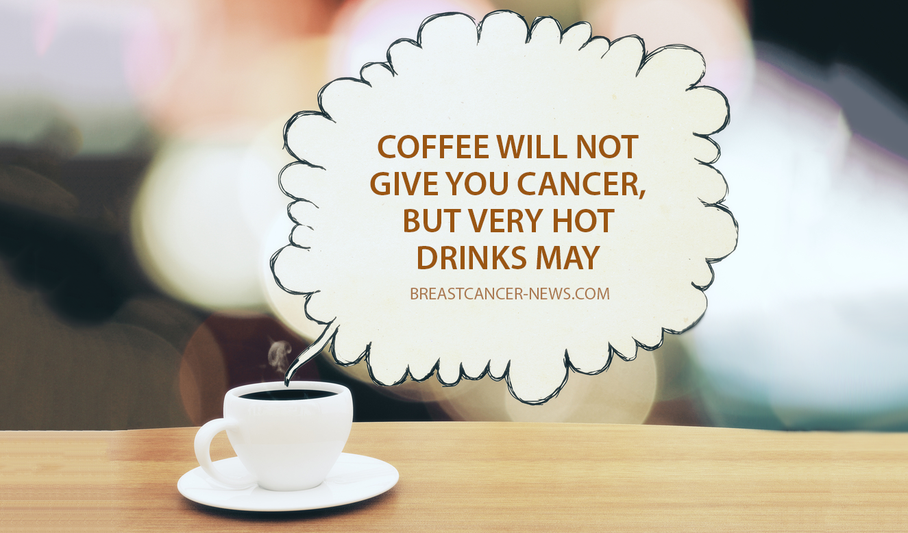 coffe breast cancer