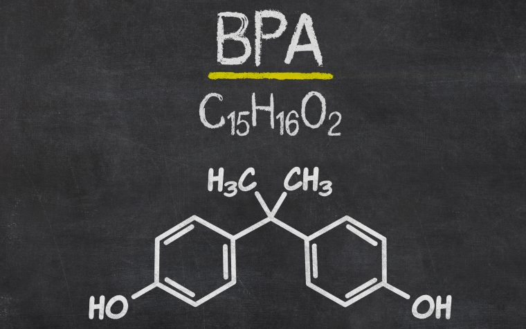 BPA law in California