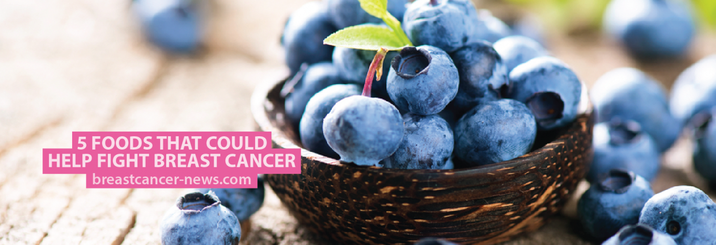 5 Foods That Could Help Fight Breast Cancer